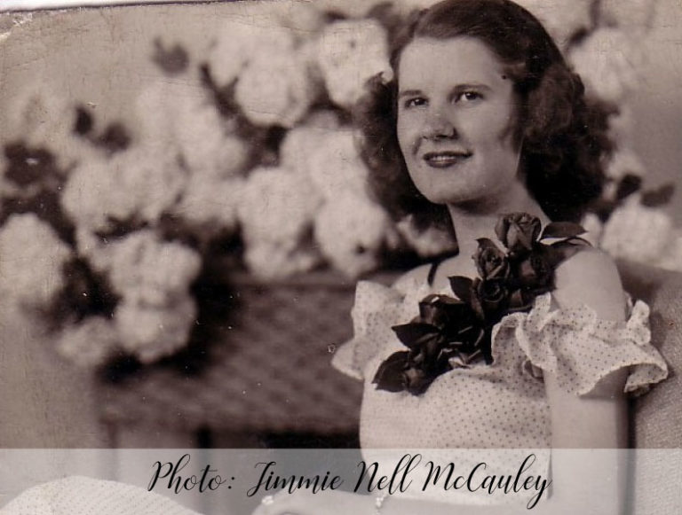 Photo: Jimmie Nell McCauley