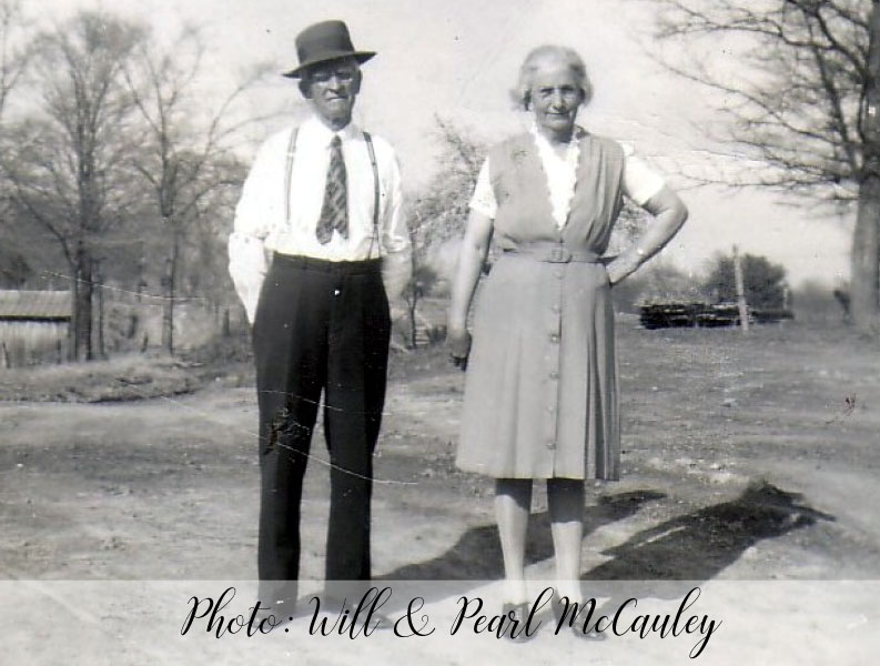 Photo: Will & Pearl McCauley