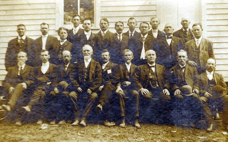 Hopkins County (Kentucky) Baptist Ministers