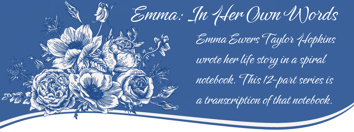 Emma In Her Own Words
