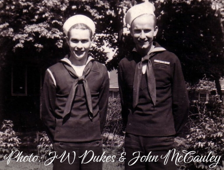 Photo: J W Dukes & John McCauley